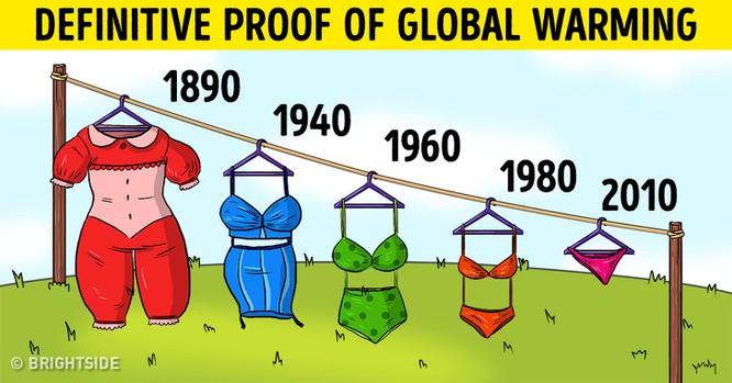 Chùm ảnh chứng minh thế giới đã thay đổi chóng mặt trong 50 năm qua ảnh 12