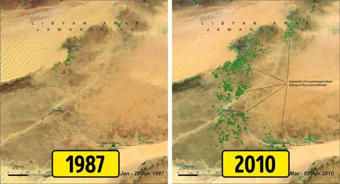 Chùm ảnh chứng minh thế giới đã thay đổi chóng mặt trong 50 năm qua ảnh 4