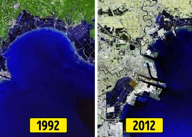 Chùm ảnh chứng minh thế giới đã thay đổi chóng mặt trong 50 năm qua ảnh 6