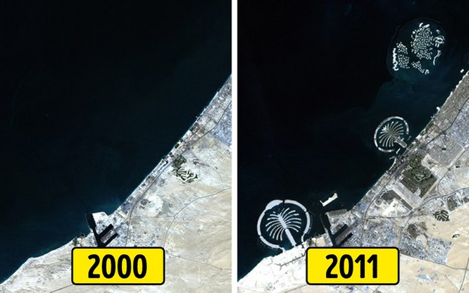 Chùm ảnh chứng minh thế giới đã thay đổi chóng mặt trong 50 năm qua ảnh 7