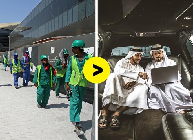 9 thông tin gây sốc về Dubai - thành phố vàng của thế giới ảnh 3