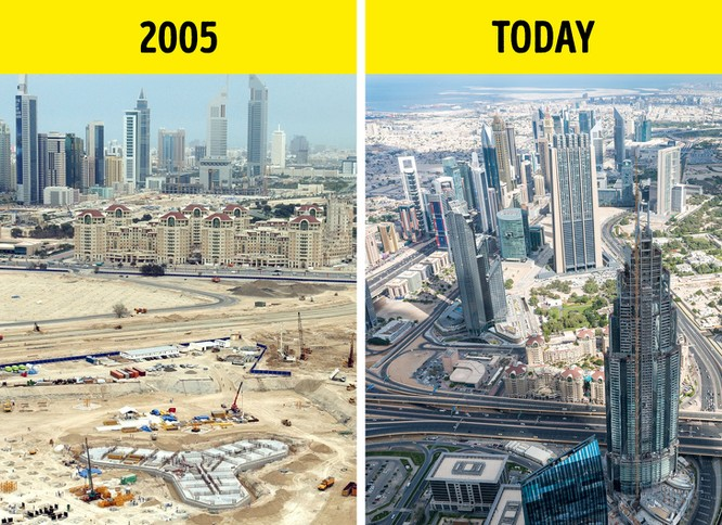 9 thông tin gây sốc về Dubai - thành phố vàng của thế giới ảnh 6