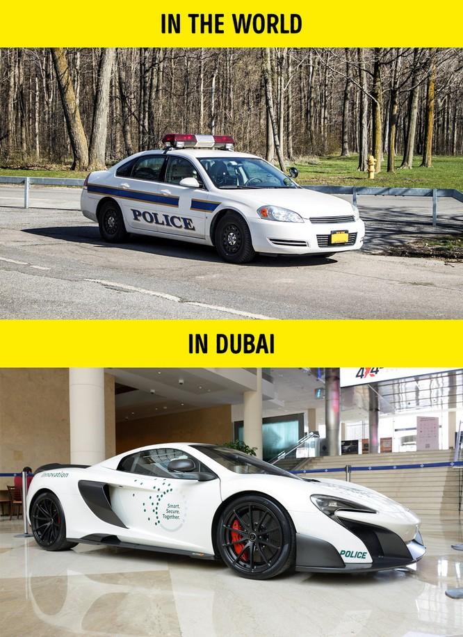9 thông tin gây sốc về Dubai - thành phố vàng của thế giới ảnh 1
