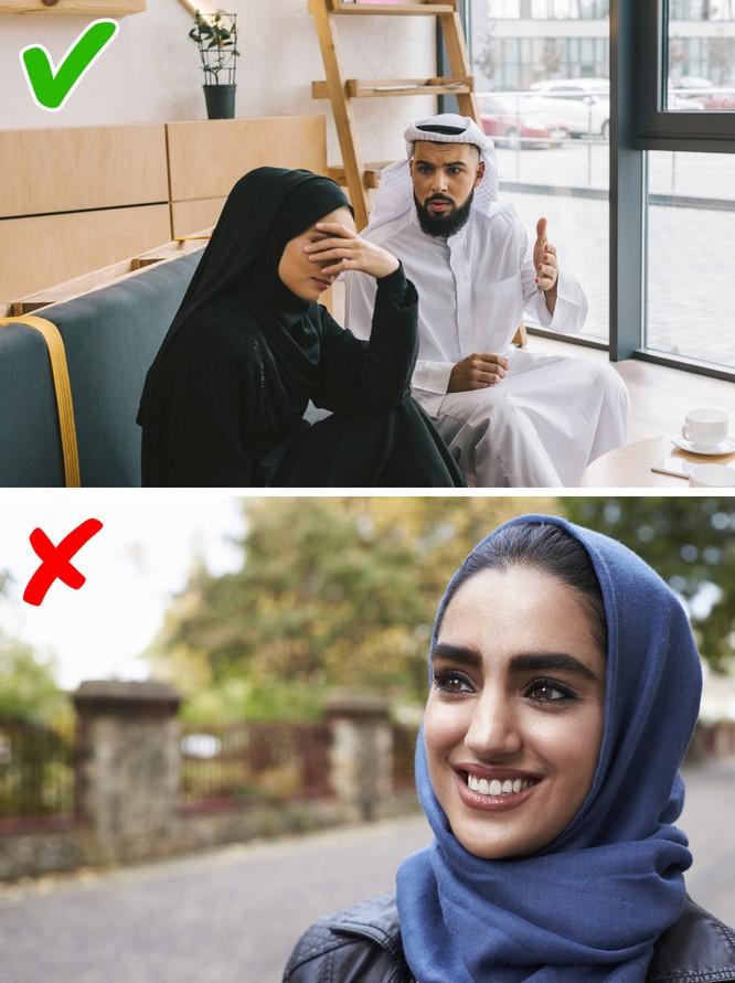 11 luật cấm đối với phụ nữ ở Ả Rập Xê Út ảnh 10