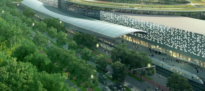 Chiêm ngưỡng dự án thành phố không ô nhiễm trị giá 14 tỷ USD của Philippines ảnh 14