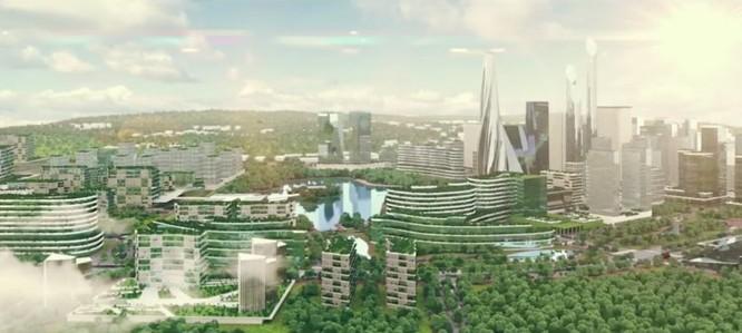 Chiêm ngưỡng dự án thành phố không ô nhiễm trị giá 14 tỷ USD của Philippines ảnh 16