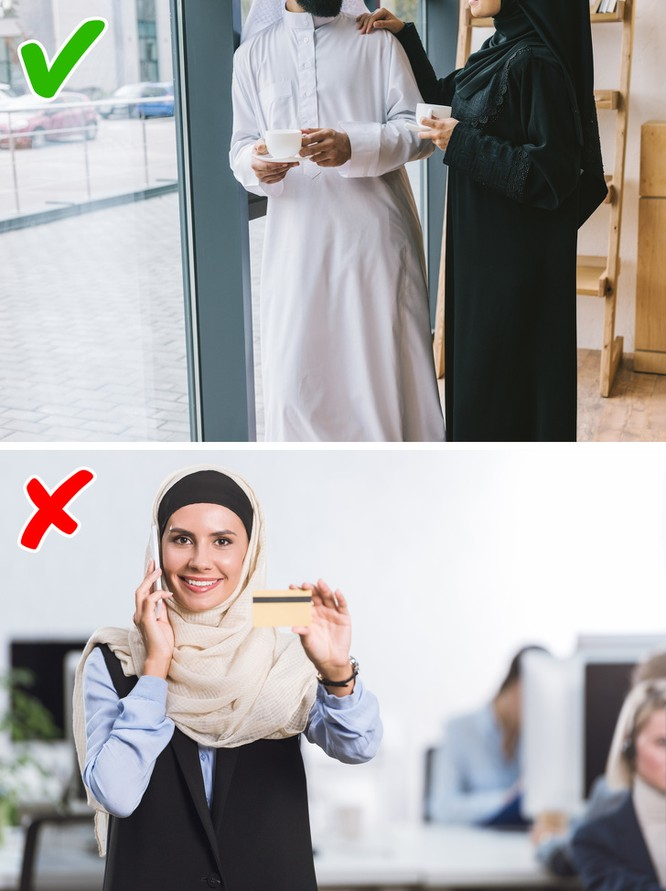 11 luật cấm đối với phụ nữ ở Ả Rập Xê Út ảnh 1