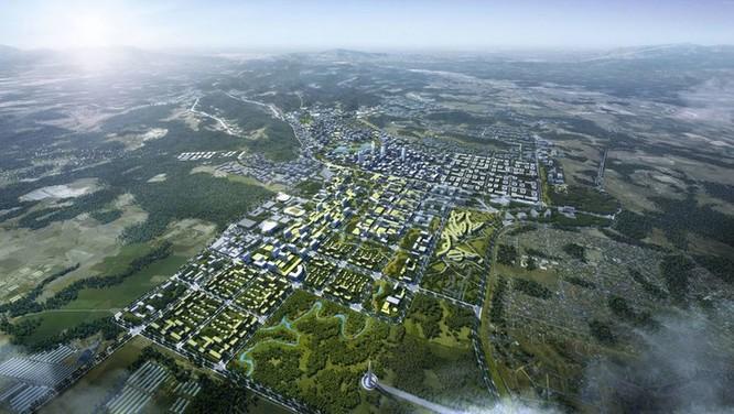Chiêm ngưỡng dự án thành phố không ô nhiễm trị giá 14 tỷ USD của Philippines ảnh 1