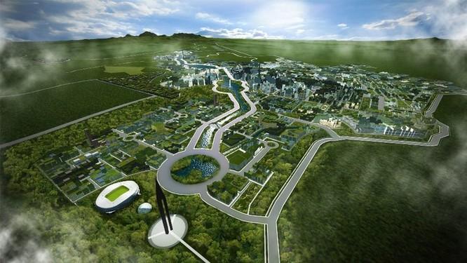 Chiêm ngưỡng dự án thành phố không ô nhiễm trị giá 14 tỷ USD của Philippines ảnh 2