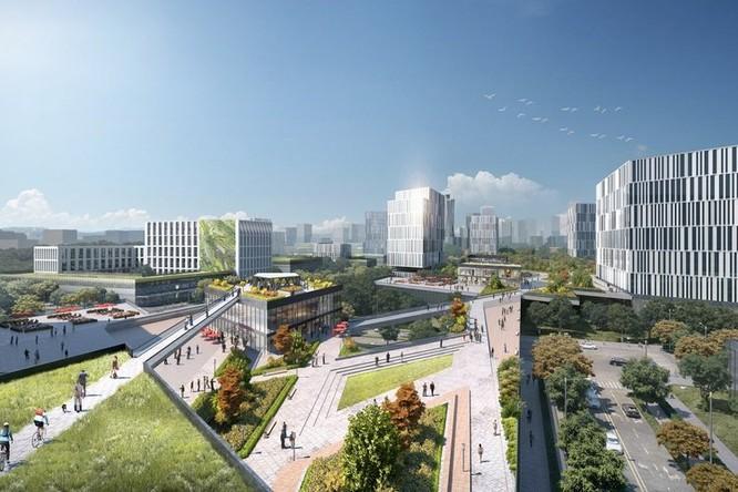 Chiêm ngưỡng dự án thành phố không ô nhiễm trị giá 14 tỷ USD của Philippines ảnh 3