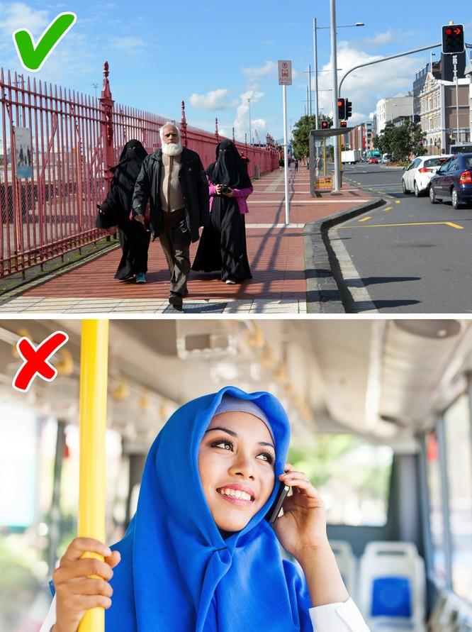 11 luật cấm đối với phụ nữ ở Ả Rập Xê Út ảnh 3