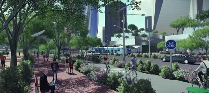 Chiêm ngưỡng dự án thành phố không ô nhiễm trị giá 14 tỷ USD của Philippines ảnh 4