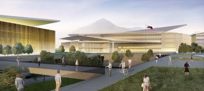 Chiêm ngưỡng dự án thành phố không ô nhiễm trị giá 14 tỷ USD của Philippines ảnh 5