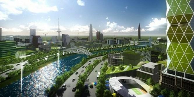 Chiêm ngưỡng dự án thành phố không ô nhiễm trị giá 14 tỷ USD của Philippines ảnh 8