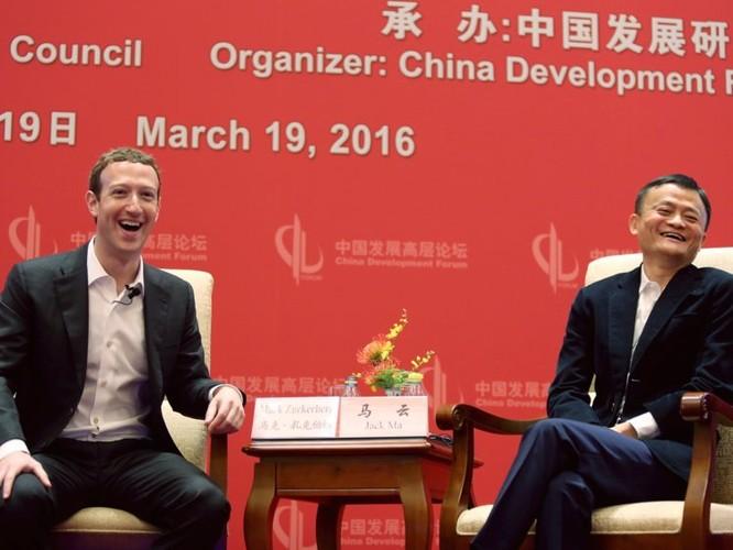 Trung Quốc đang trở thành một thị trường không tiền mặt ảnh 4