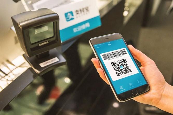 Trung Quốc đang trở thành một thị trường không tiền mặt ảnh 1