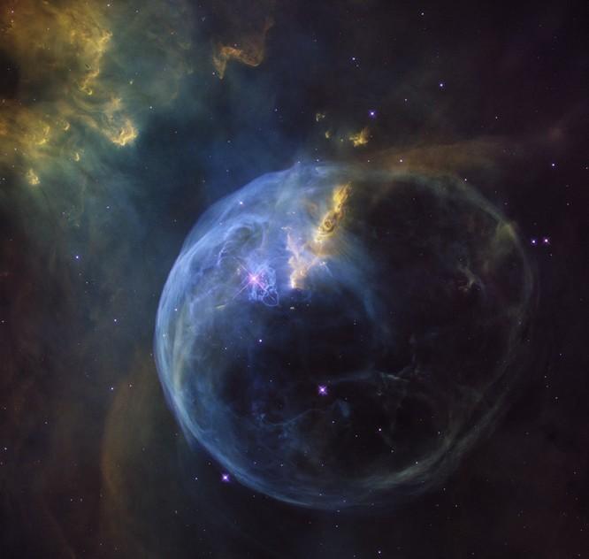 15 hình ảnh thay đổi tầm nhìn của con người về Trái đất và vũ trụ ảnh 14