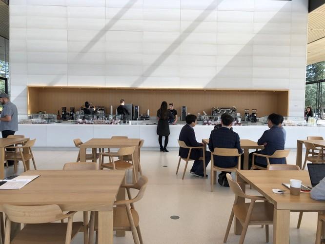 """11 mẹo để ghé thăm """"tàu vũ trụ"""" trị giá 5 tỷ USD của Apple - Apple Park ảnh 7"""