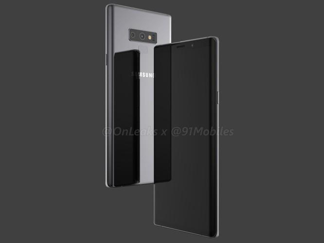 Năm 2018, Samsung sẽ tung ra những mẫu điện thoại nào? ảnh 1