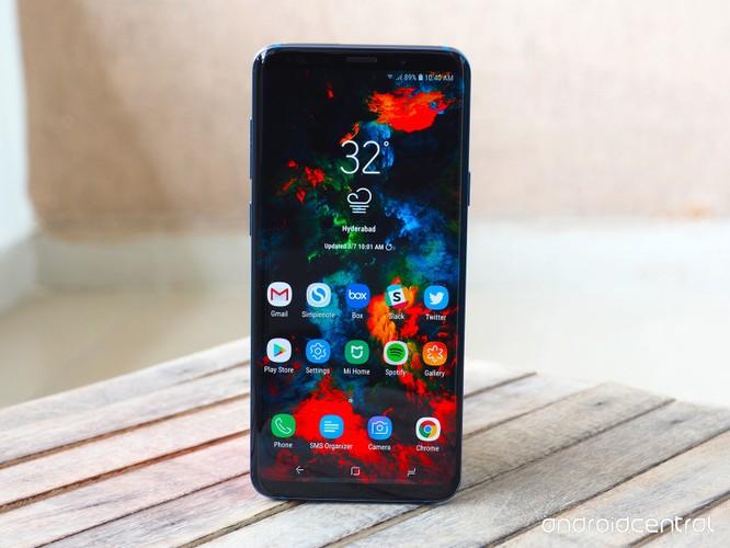 Năm 2018, Samsung sẽ tung ra những mẫu điện thoại nào? ảnh 2