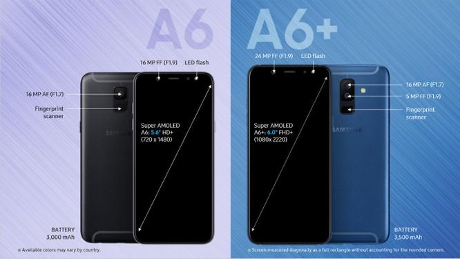 Năm 2018, Samsung sẽ tung ra những mẫu điện thoại nào? ảnh 3