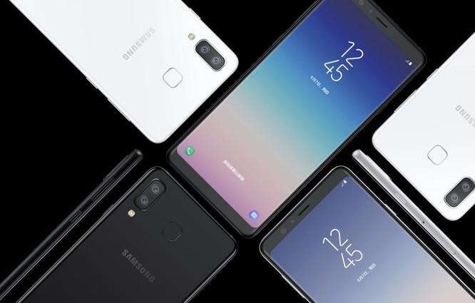 Năm 2018, Samsung sẽ tung ra những mẫu điện thoại nào? ảnh 8