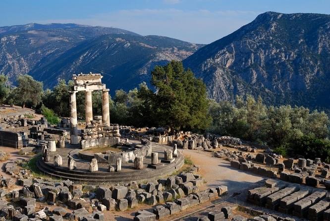 15 lý do bạn nên ghé thăm Hy Lạp ít nhất một lần trong đời ảnh 11