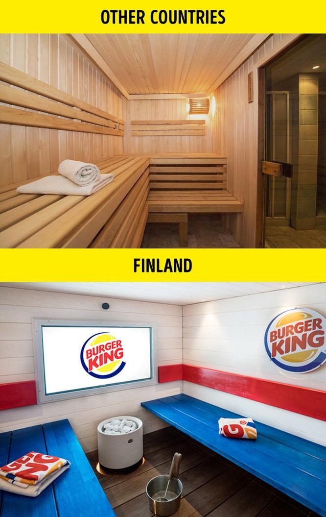 Ngỡ ngàng trước những đặc trưng độc đáo nhất về đất nước Phần Lan ảnh 12