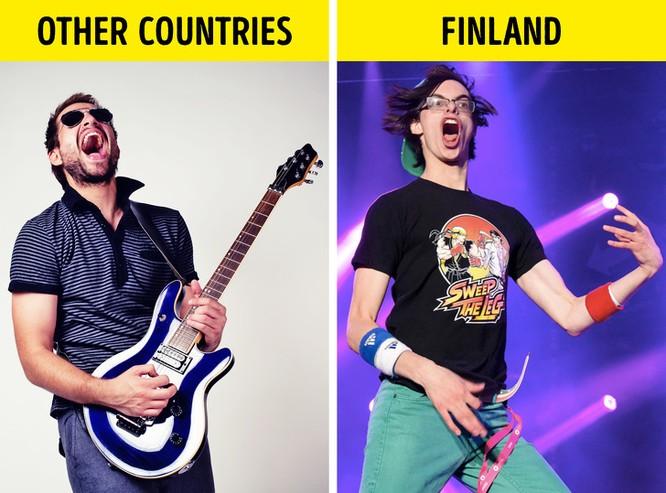Ngỡ ngàng trước những đặc trưng độc đáo nhất về đất nước Phần Lan ảnh 15