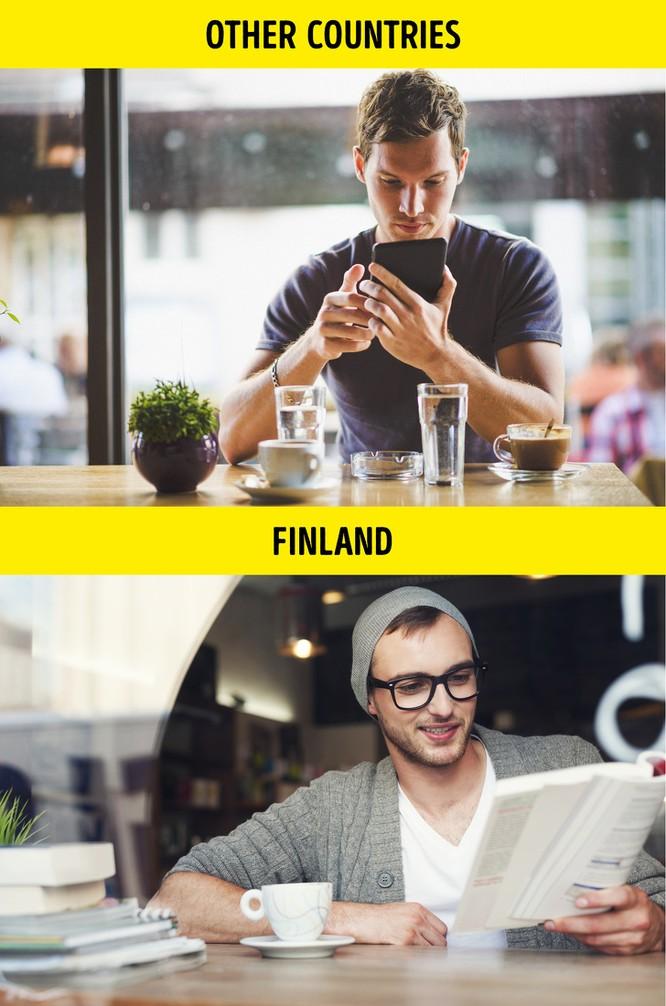 Ngỡ ngàng trước những đặc trưng độc đáo nhất về đất nước Phần Lan ảnh 2