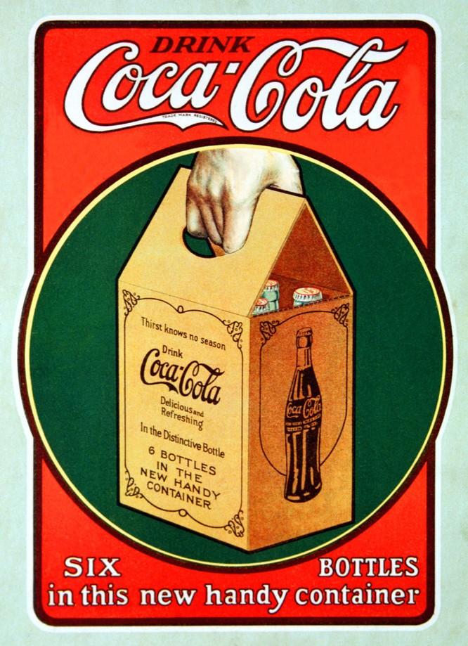 Coca-Cola đã thay đổi thế nào trong 132 năm qua? ảnh 6