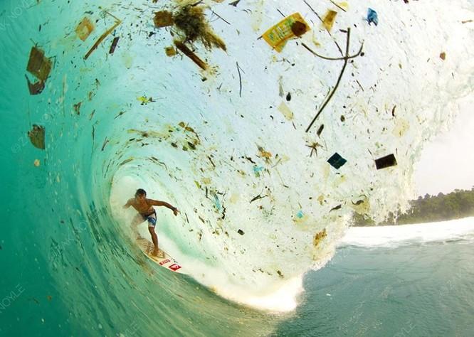 Sự thật kinh hoàng về rác thải trên trái đất ảnh 1
