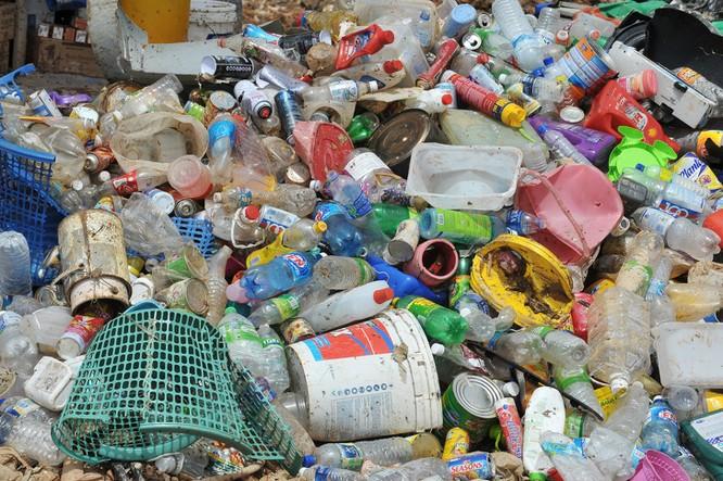 Sự thật kinh hoàng về rác thải trên trái đất ảnh 2