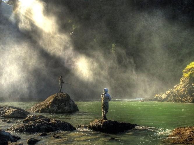 Những tấm ảnh chụp tự nhiên còn đẹp hơn Photoshop ảnh 14