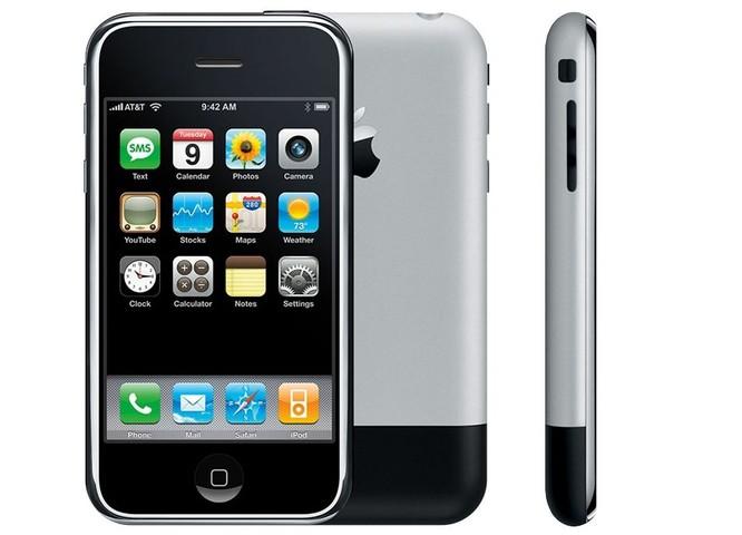 Viền màn hình điện thoại đã được cắt gọt như thế nào trong 10 năm qua? ảnh 2