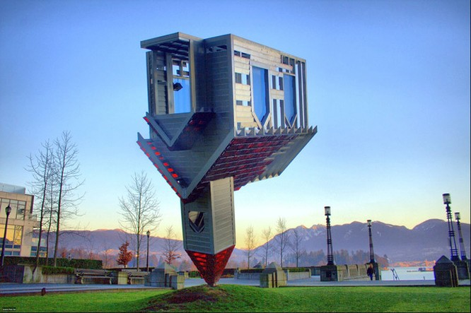 11 công trình kiến trúc độc đáo đáng để bạn vượt cả ngàn cây số để ghé thăm ảnh 6