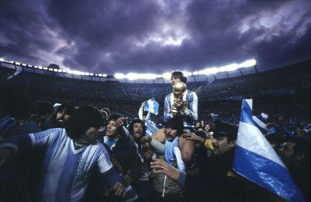 15 bức ảnh mang tính biểu tượng nhất trong lịch sử World Cup ảnh 5