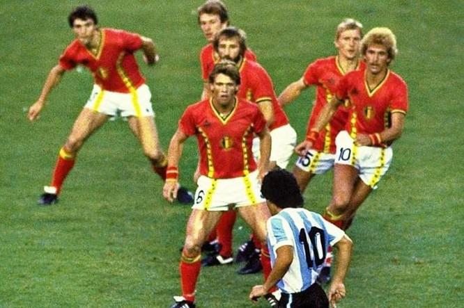 15 bức ảnh mang tính biểu tượng nhất trong lịch sử World Cup ảnh 6
