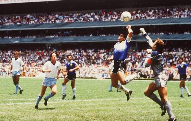 15 bức ảnh mang tính biểu tượng nhất trong lịch sử World Cup ảnh 8