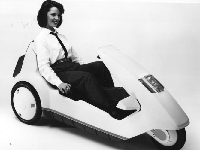 10 phát minh xe hơi táo bạo nhất mọi thời đại ảnh 8