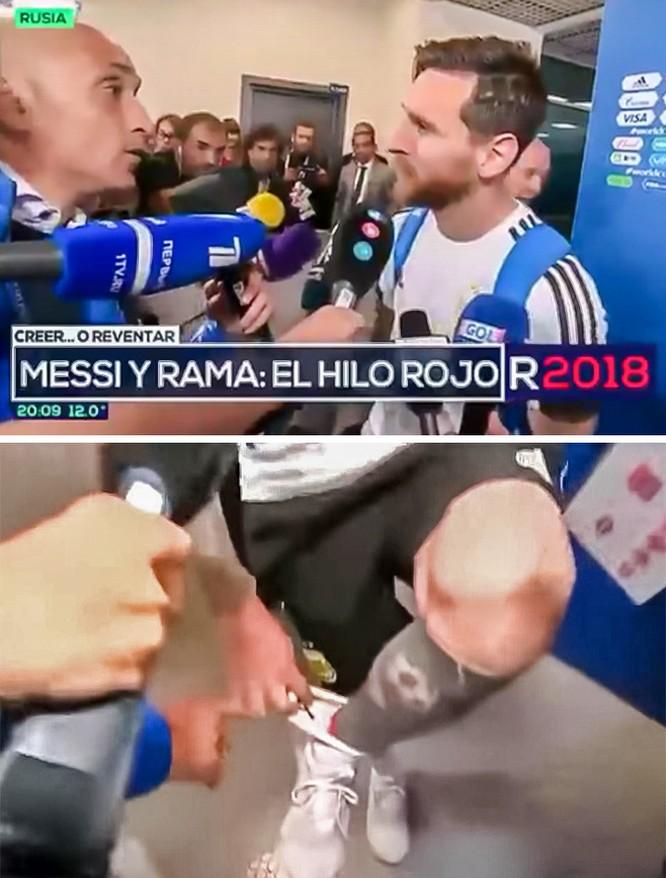 Những khoảnh khắc cảm động tại World Cup 2018 ảnh 2
