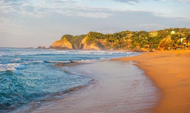 10 bãi biển đẹp như thiên đường chỉ nên ngắm chứ không nên trải nghiệm ảnh 1