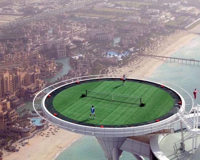 17 hình ảnh bá đạo chỉ có thể nhìn thấy ở Dubai ảnh 14