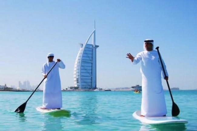 17 hình ảnh bá đạo chỉ có thể nhìn thấy ở Dubai ảnh 15