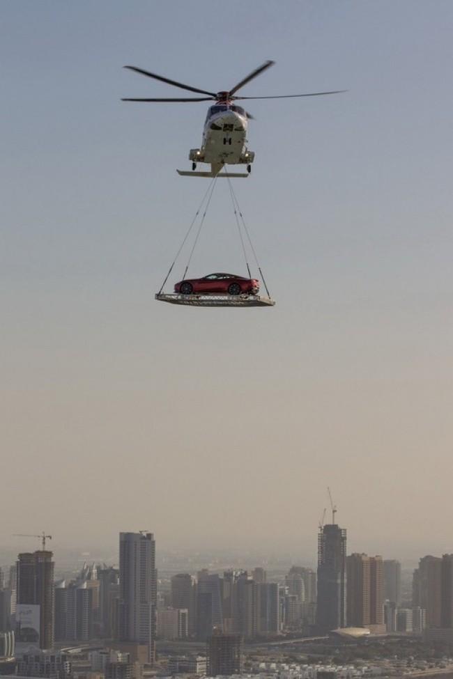 17 hình ảnh bá đạo chỉ có thể nhìn thấy ở Dubai ảnh 4