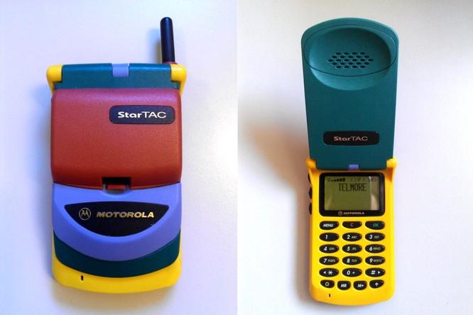 """10 chiếc điện thoại có thiết kế """"xấu đau xấu đớn"""" ảnh 2"""