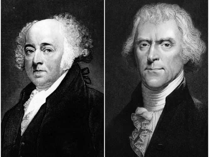5 tình bạn chính trị huyền thoại đã định hình lên lịch sử Hoa Kỳ ảnh 1