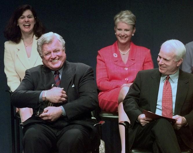 5 tình bạn chính trị huyền thoại đã định hình lên lịch sử Hoa Kỳ ảnh 2