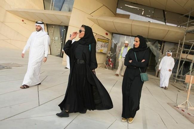 Đằng sau cánh cửa đa thê: Đâu mới là cuộc sống thực của phụ nữ Ả Rập? ảnh 3
