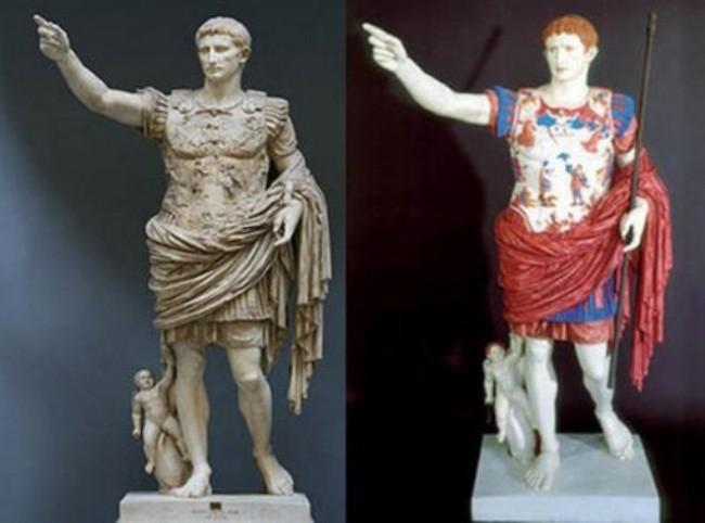 9 bí mật đáng kinh ngạc ẩn sau những bức tượng nổi tiếng ảnh 2